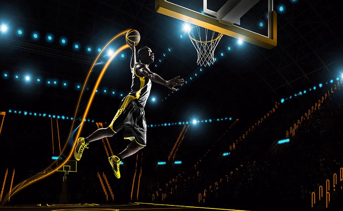 篮球赛事拍摄
