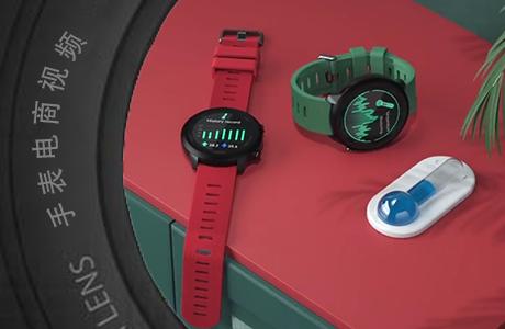 手表电商视频